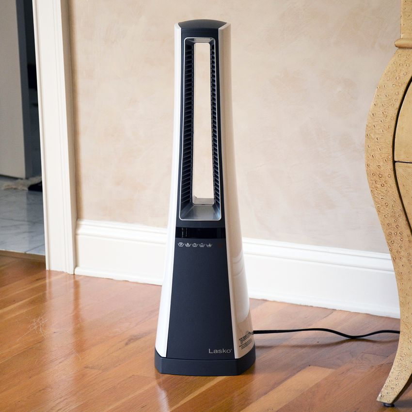 Lasko Bladeless Ceramic Heater with Remote Control