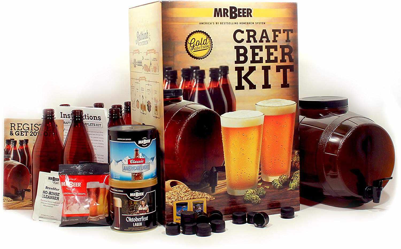 Mr. Beer Craft Beer Making Kit