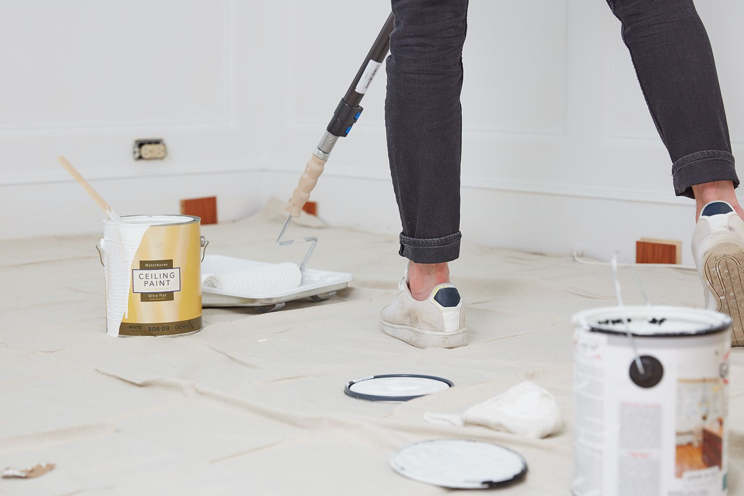 Image result for painting a flat
