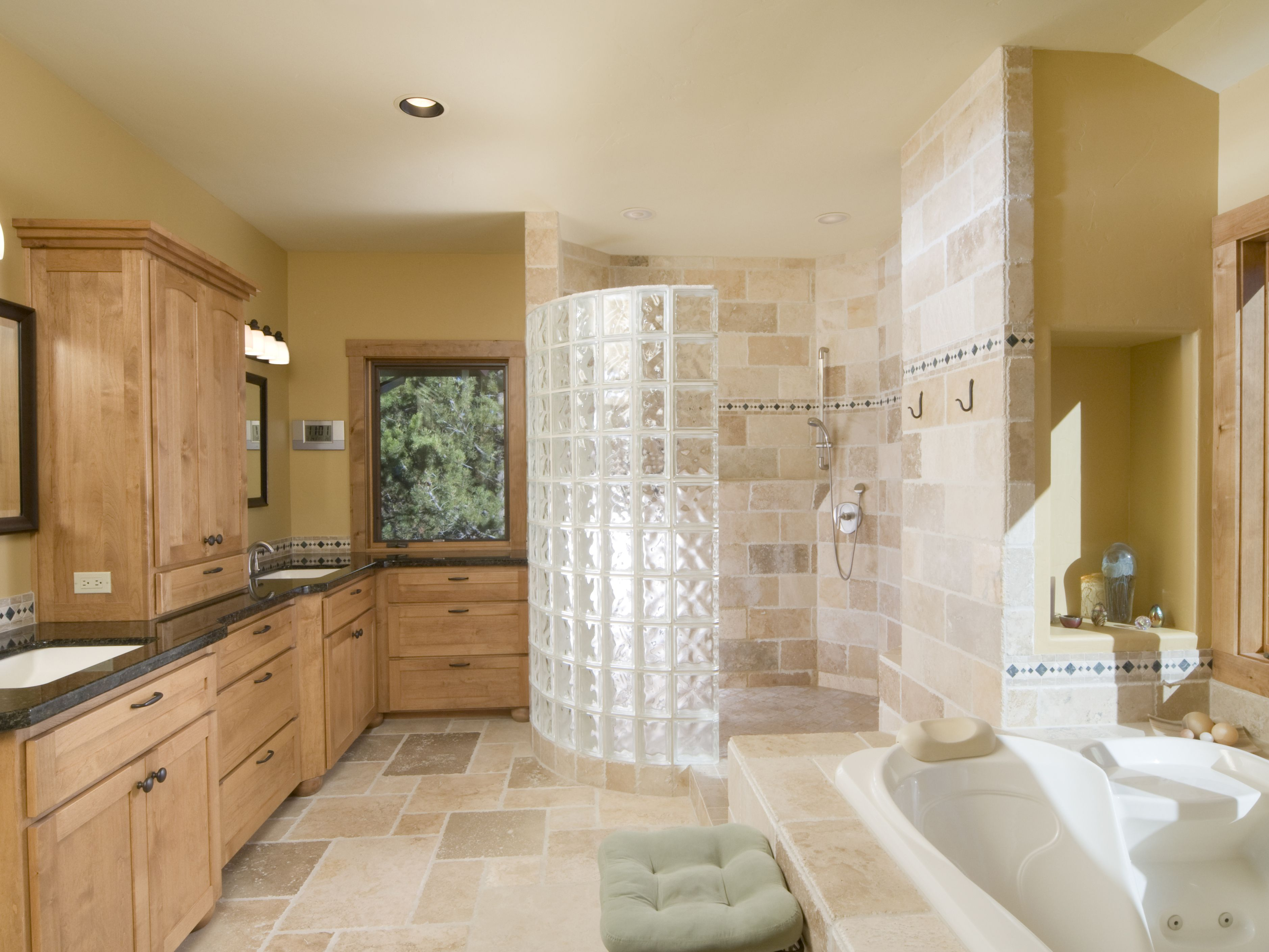 decorative bathroom windows decorative windows for.htm all about glass block windows  all about glass block windows