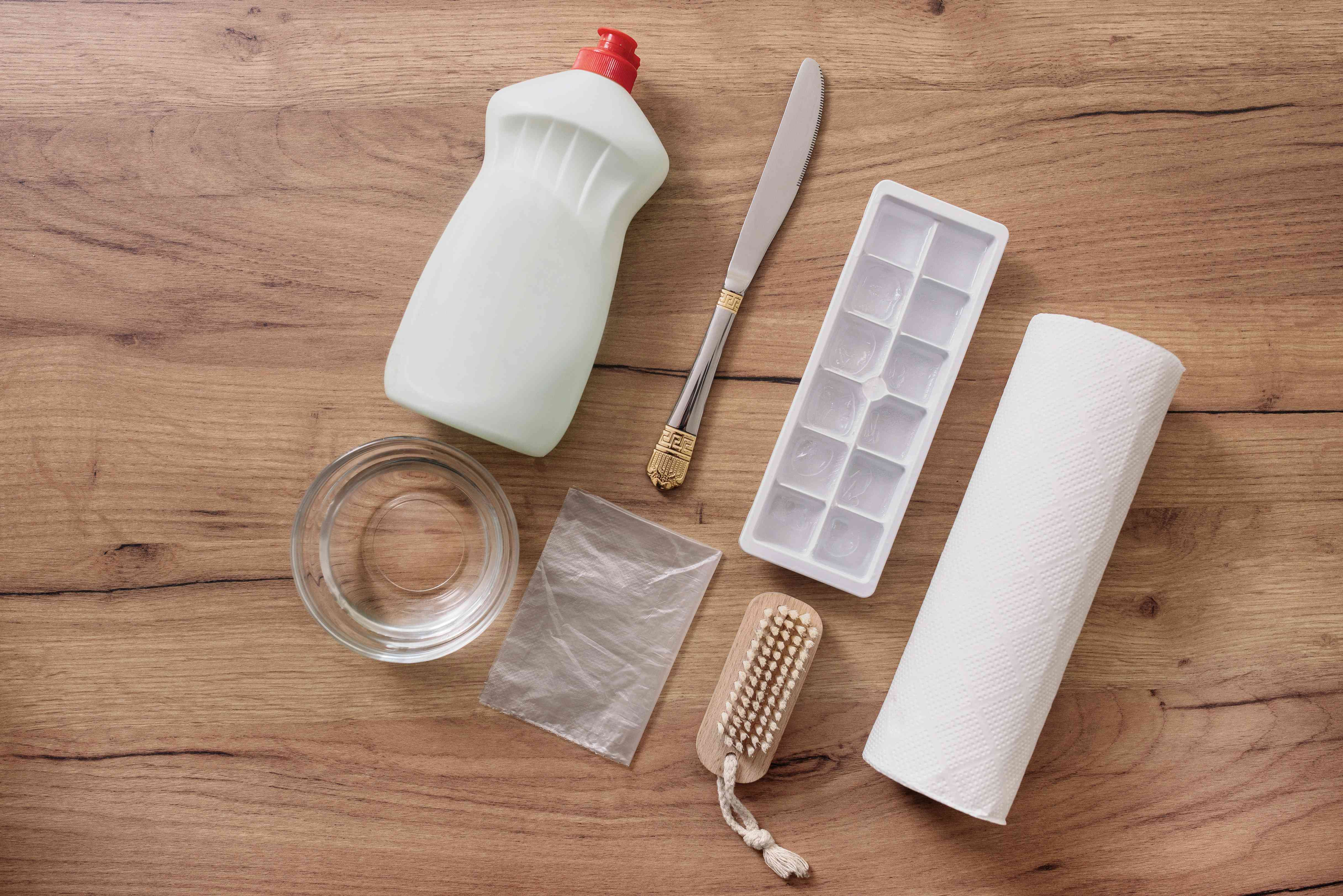 materials for removing sap stains from carpet