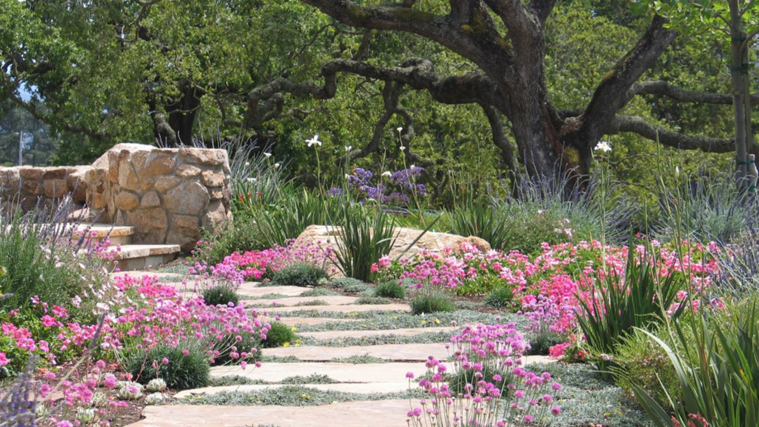 Stone Walkway Ideas For Homes And Gardens