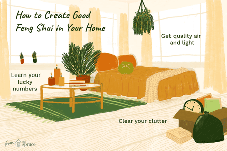 Feng Shui how to create good feng shui in your home