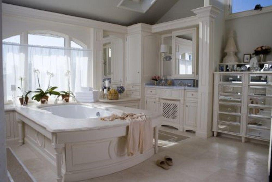 Remodelación de baño tradicional