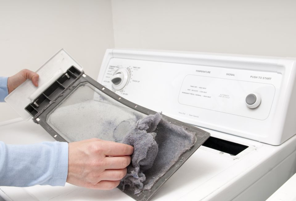 Cleaning Lint Trap