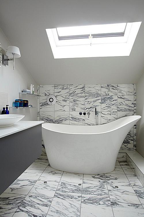 7 Great Ideas for Tiny Bathrooms on pink bathroom tubs, modern bathroom tubs, small bathroom tubs, black bathroom tubs, fun bathroom tubs, bathrooms with soaking tubs, vintage bathroom tubs, blue bathroom tubs, bathrooms with corner tubs, rustic bathroom tubs,