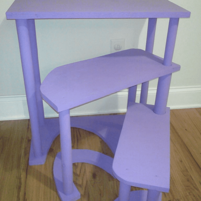 Brilliant 10 Free Plans For A Diy Step Stool Machost Co Dining Chair Design Ideas Machostcouk