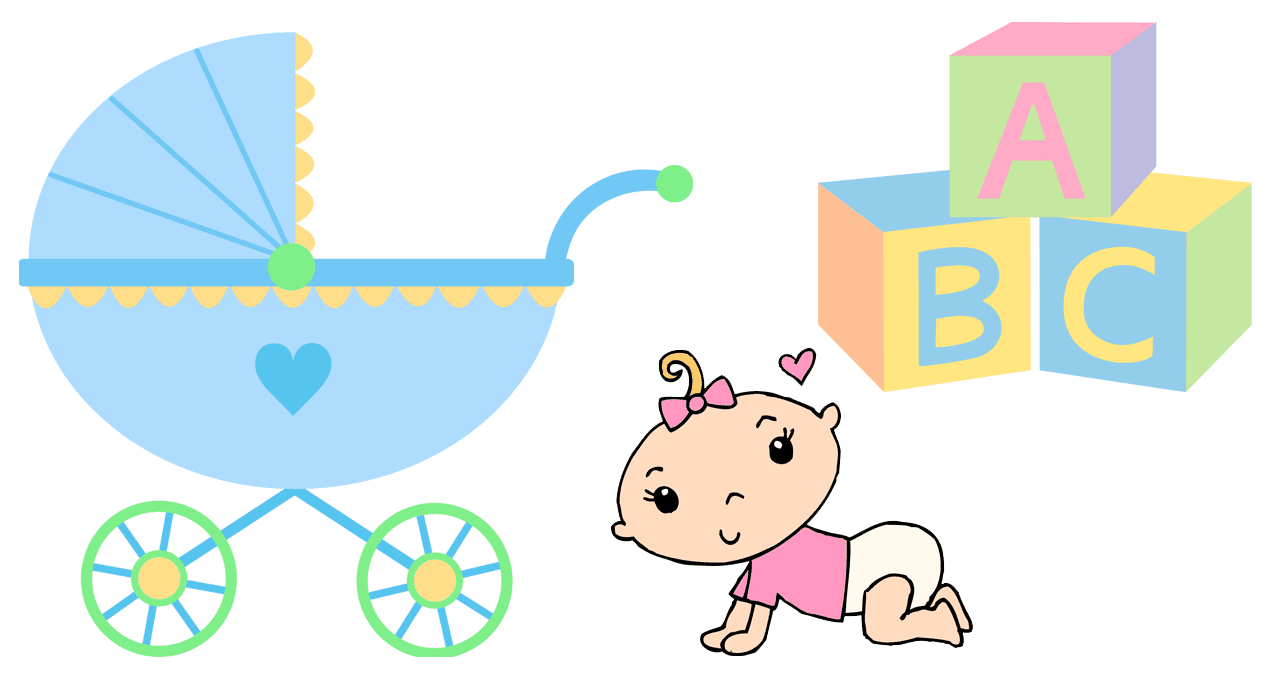 8 places to find free baby clip art images  the spruce