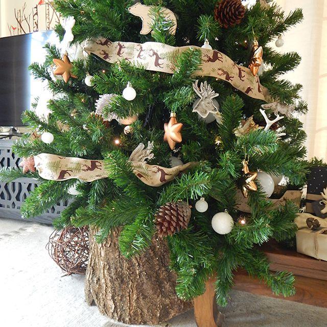 woodland creature tree