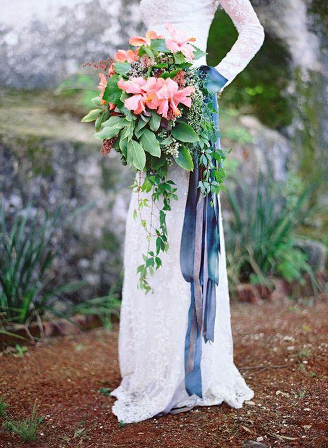 Amaryllis Winter Wedding Flower