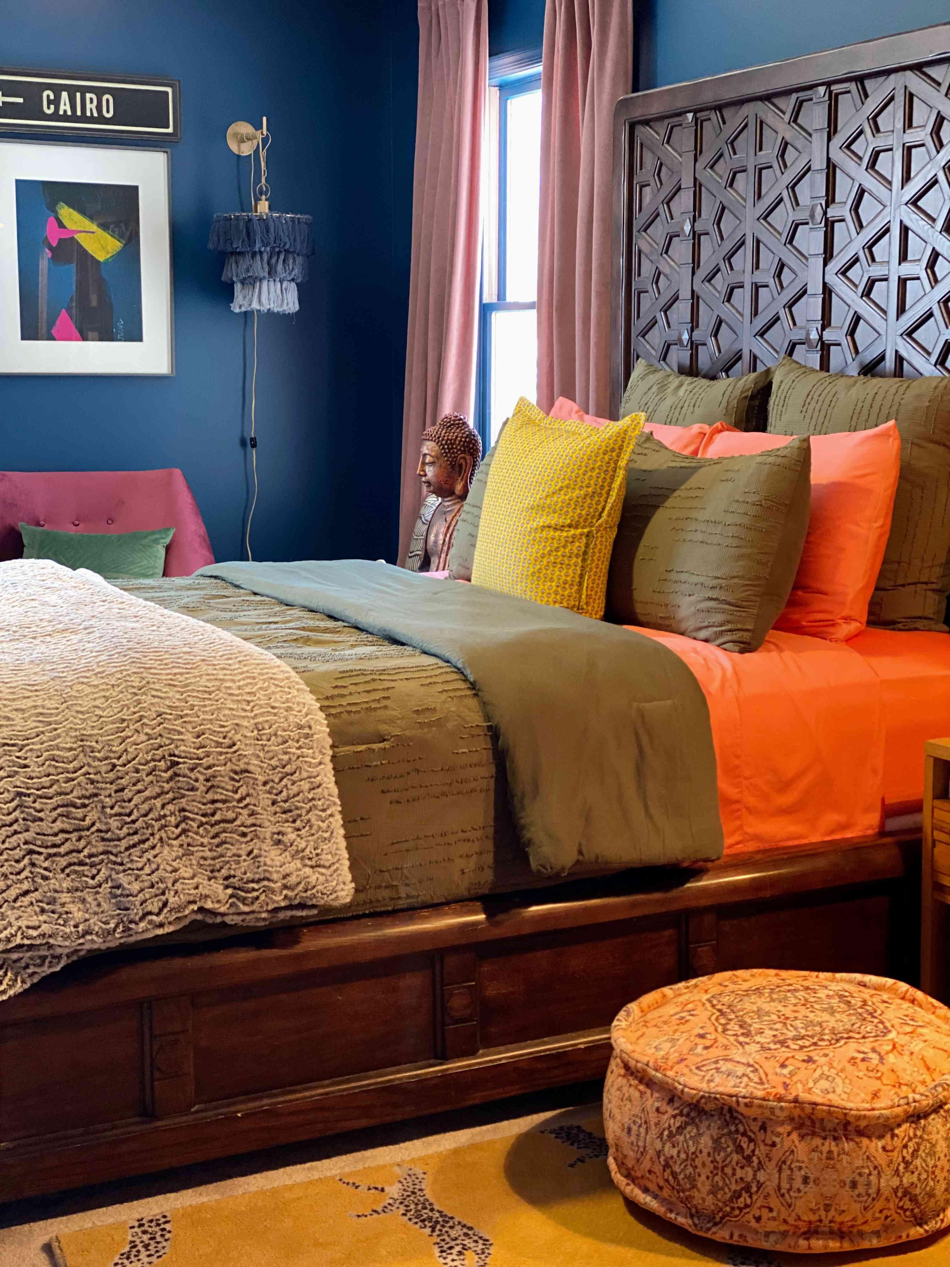 Beth Diana Smith's bedroom