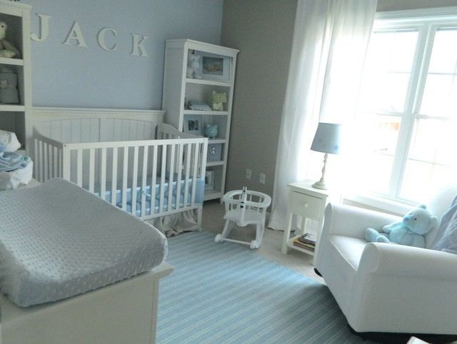 7 Inspiring Kid Room Color Options For Your Little Ones: 7 Calming Nursery Colors
