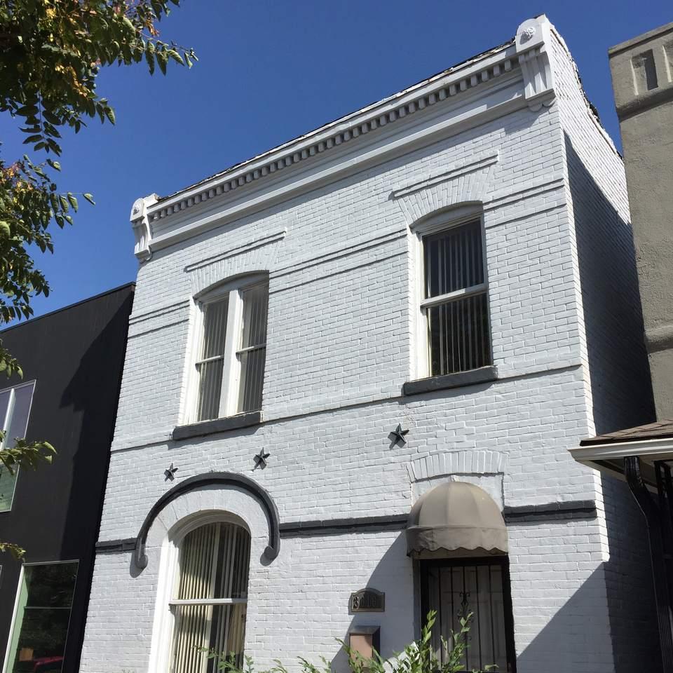 Exterior Denver home renovation