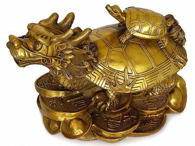 Feng Shui Dragon Turtle