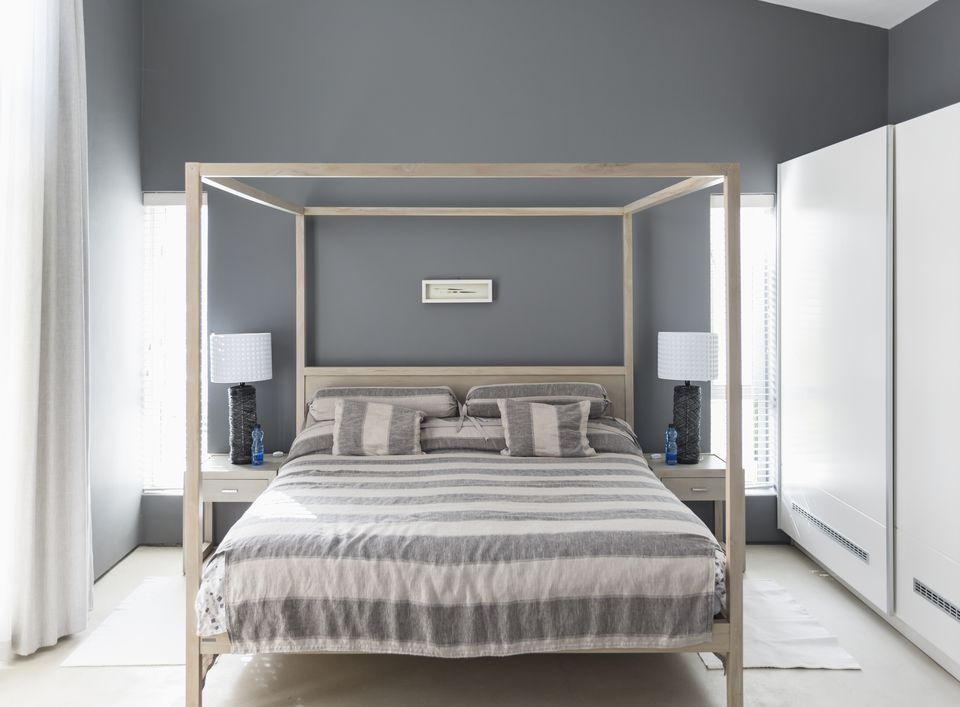 Gray Bedroom Color Pairing Ideas