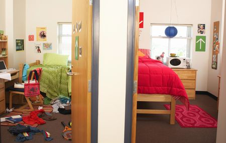 intense dorm room cleanup steps tips and supply list