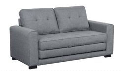 Best Budget Sleeper Divano Roma Furniture Bonded Leather