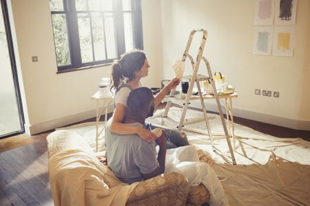 Interior Paints to Use in Specific Rooms