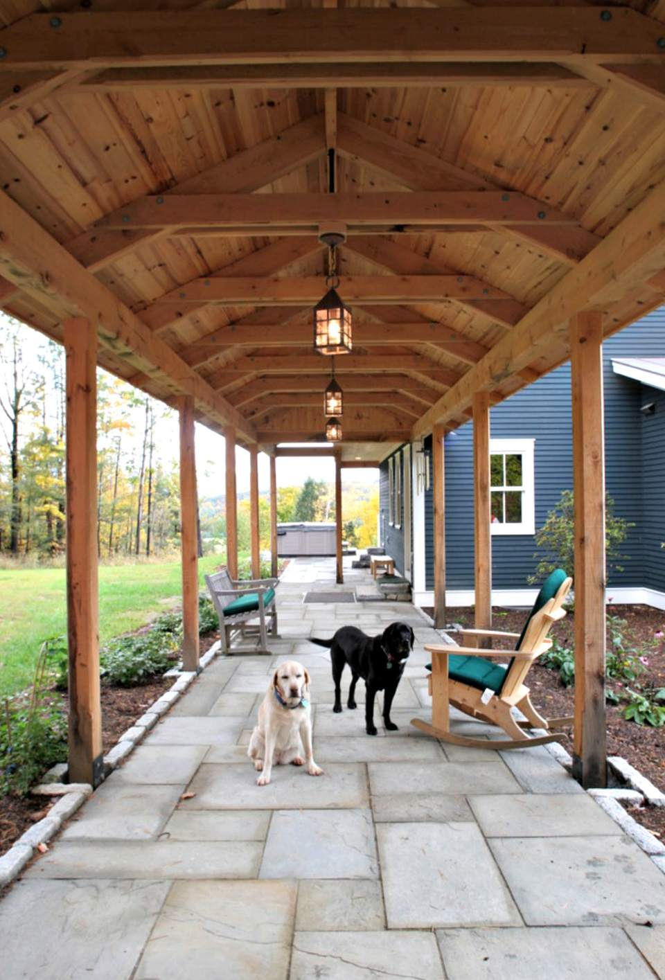 covered patio ideas - 50 Stylish Covered Patio Ideas