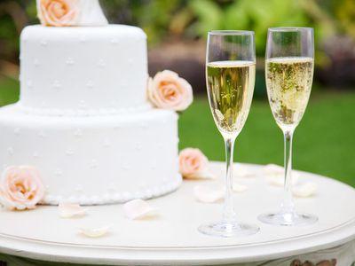 A Classic Wedding Reception Timeline