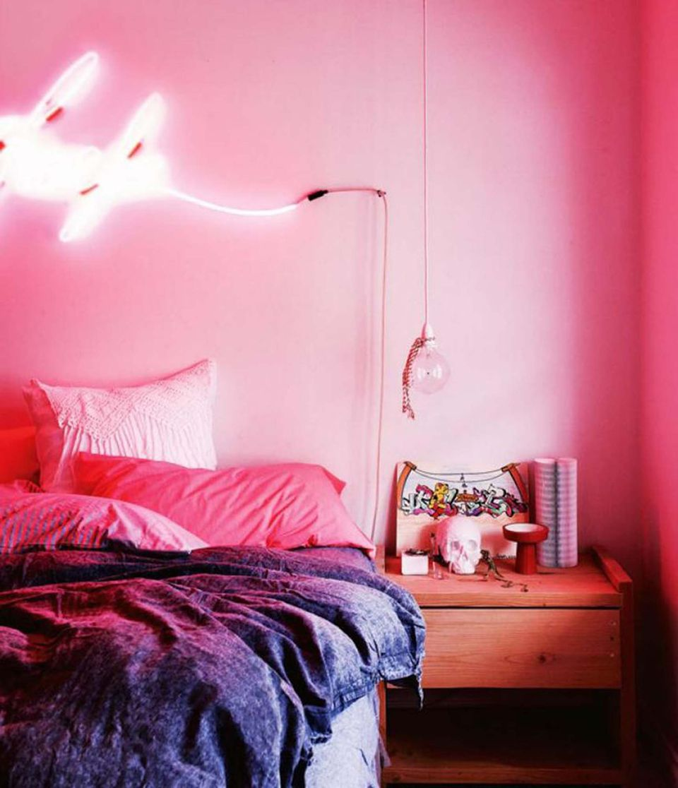 Beautiful Ways To Decorate A: Color Crush: 6 Fun Ways To Decorate With Pink