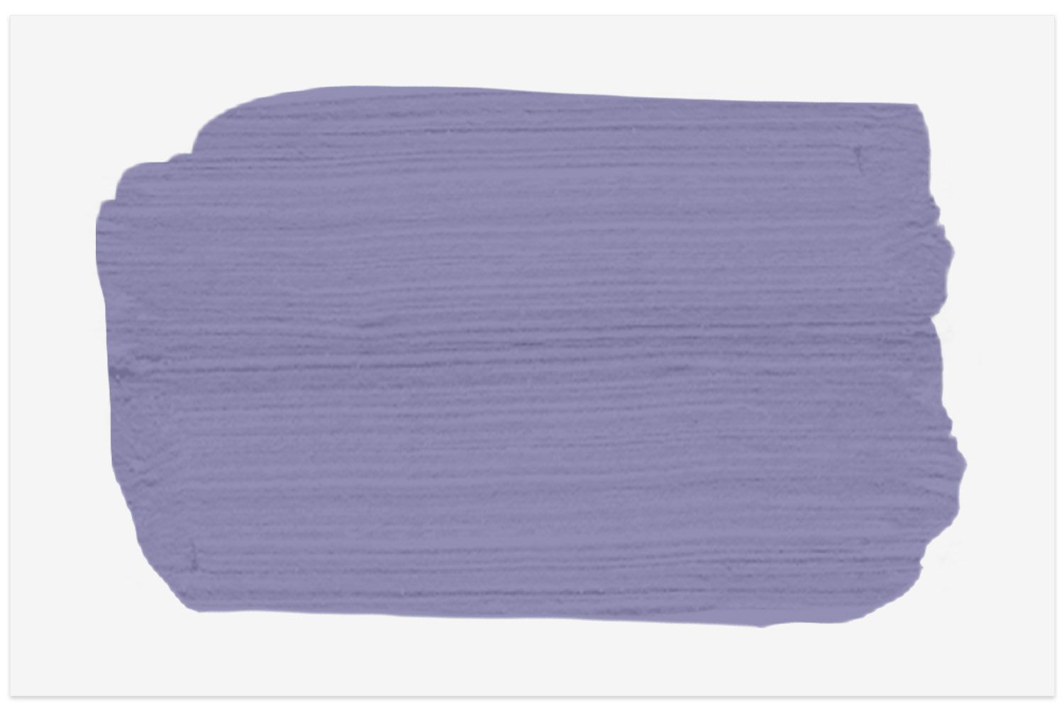 Olympic Paints French Violet paint swatch for lavender-inspired
