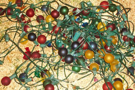 old christmas lights - How To Recycle Lights - Recycling Programs For Lights