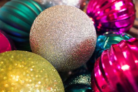 color schemes for christmas decorating - Decorating Christmas Ornaments