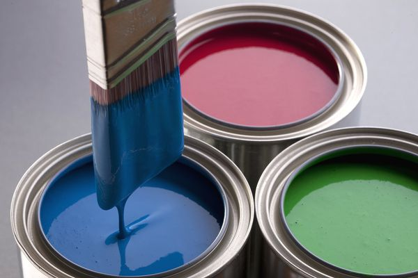 Paint Cans - Natural Soy Paint