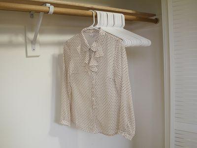 Hangorize Standard Tubular Clothes Hangers