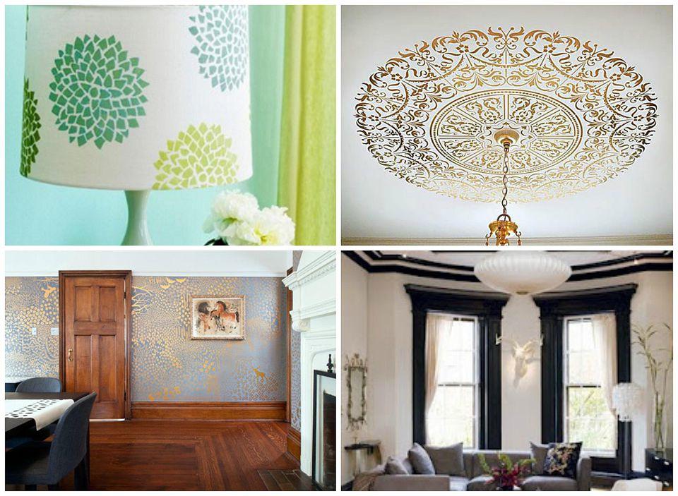 5 maneras de actualizar una habitación con pintura