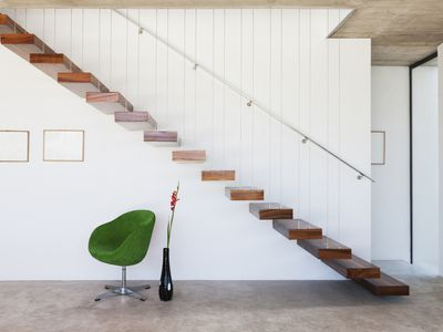 How To Keep Your Stairs Up Code