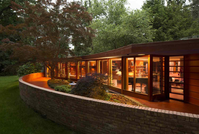 Laurent House by Frank Lloyd Wright