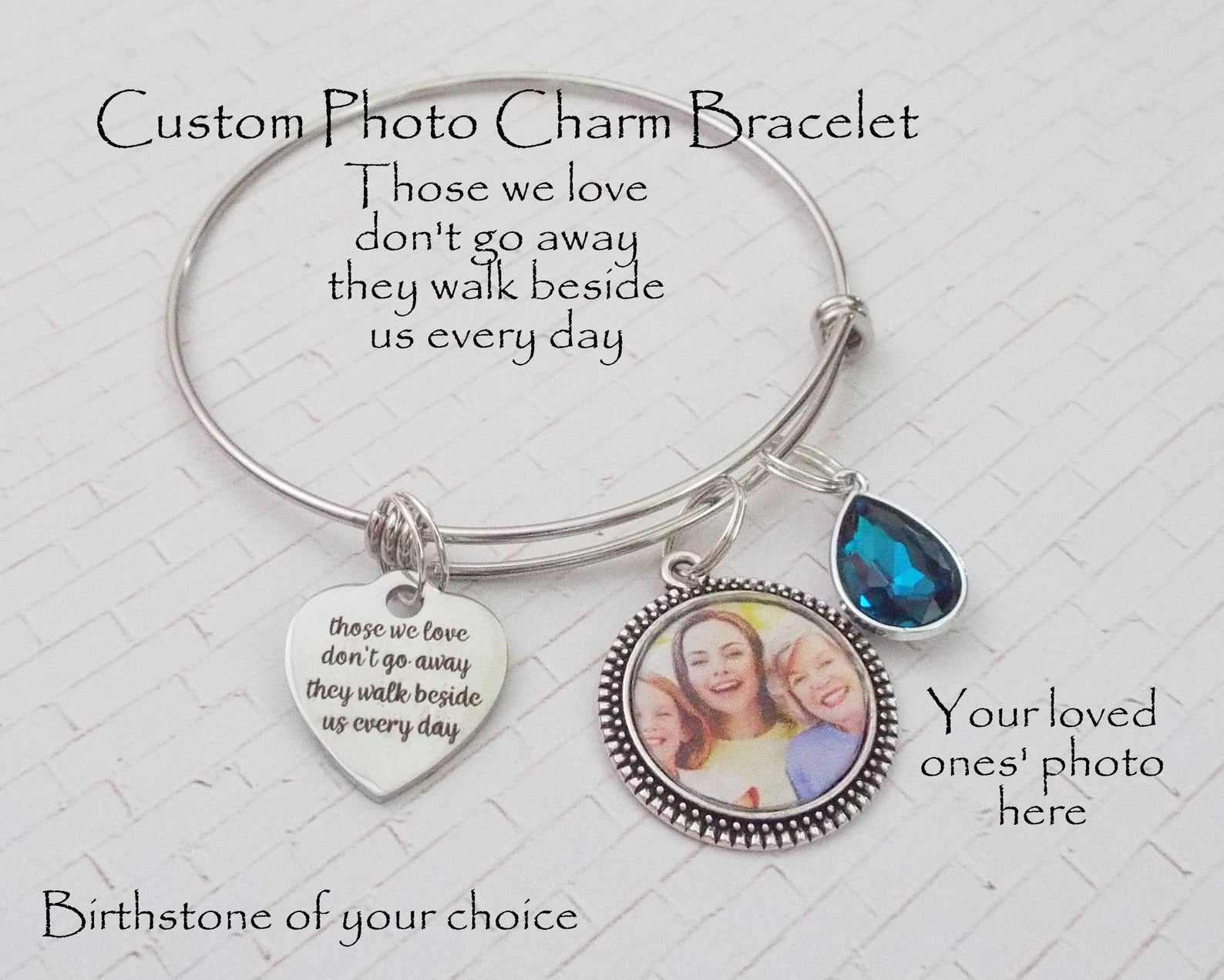 Etsy Memorial Jewelry