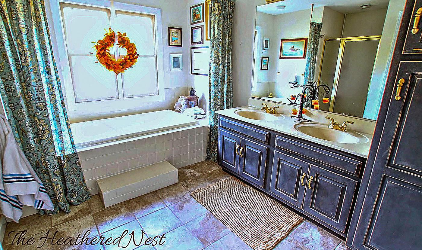 4 Amazing Diy Bath Makeovers That Cost Next To Nothing