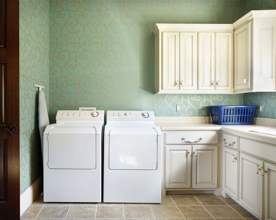 bonus room laundry room