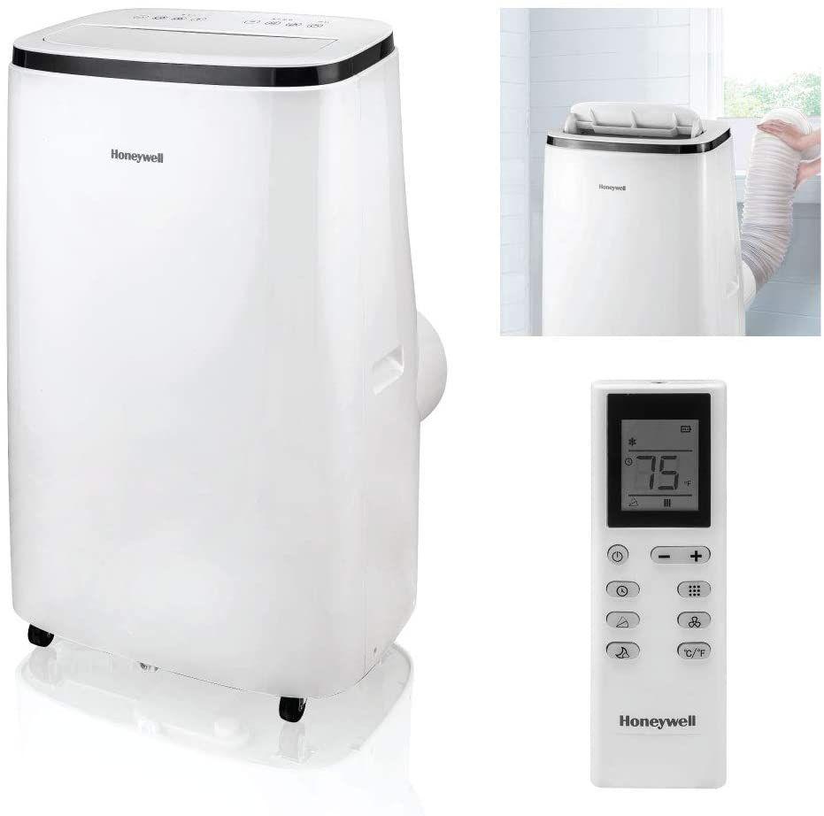 15,000 BTU Portable Air Conditioner with Dehumidifier & Fan