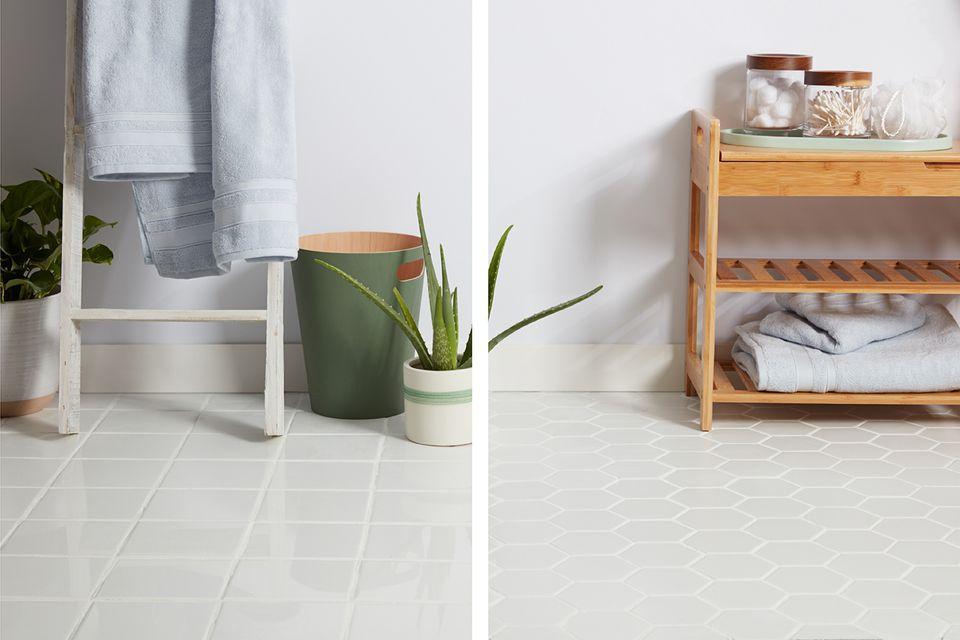 Porcelain vs. Ceramic tile
