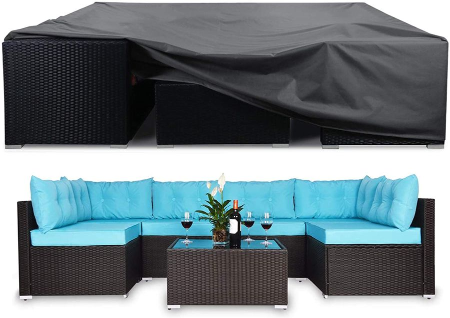 The 9 Best Outdoor Furniture Covers Of 2021, How To Make Outdoor Furniture Covers