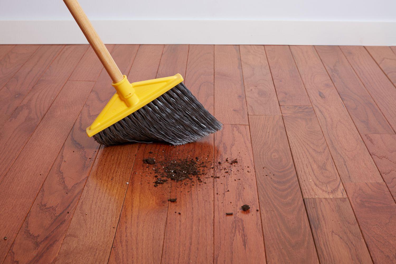 How To Clean Hardwood Floorake