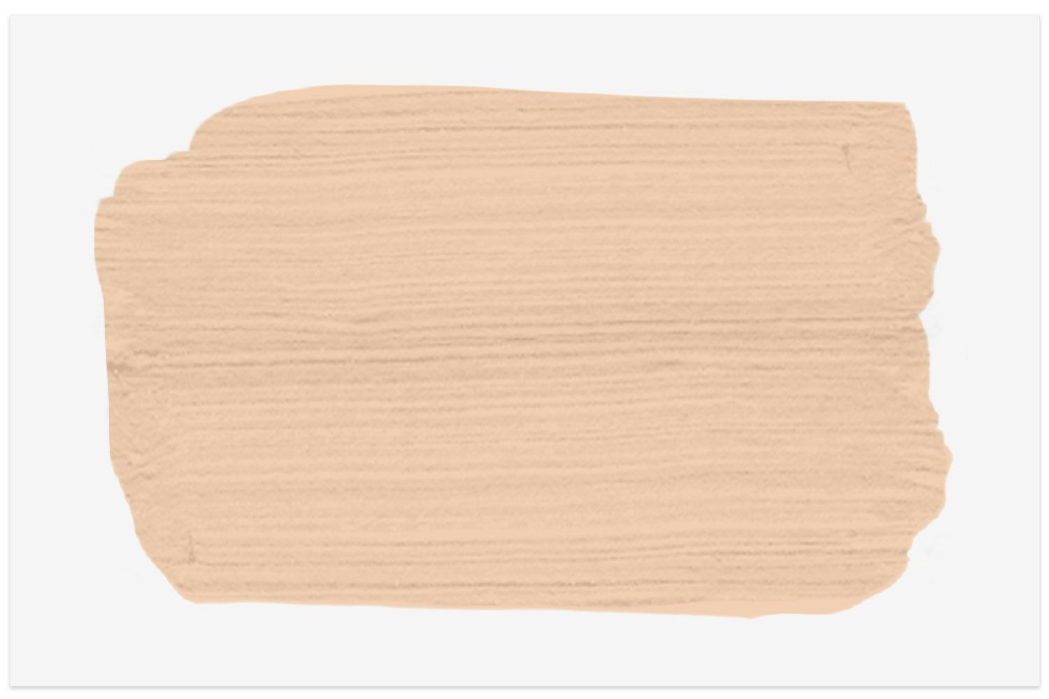 Pale Coral paint swatch from Behr