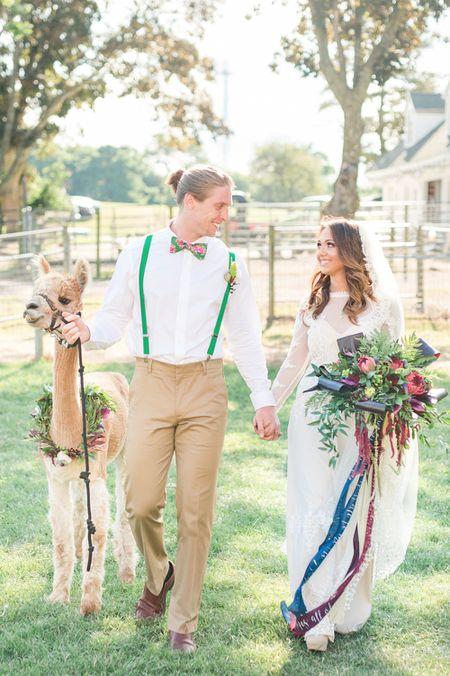 20 Non-Traditional Wedding Venues