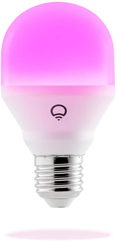 Mini 800-Lumen Color Changing LED Bulb