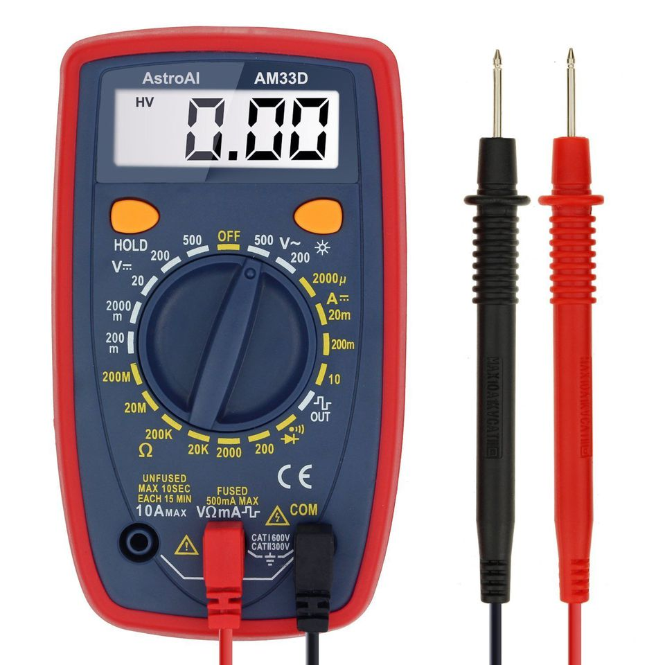 Electrical Tester And Their Uses : Electrical testers and their uses