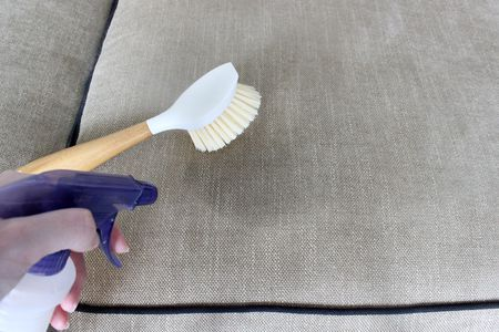 How To Deep Clean A Couch Naturally