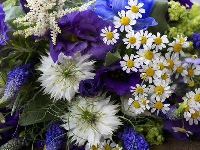 Flower Ideas For Vintage Wedding