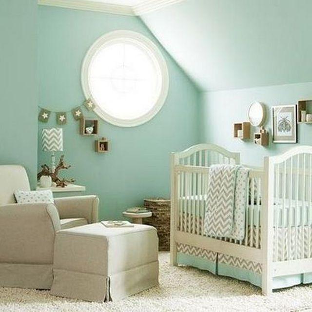 7 Calming Nursery Colors