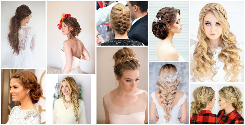 Braided Hairstyles For Weddings