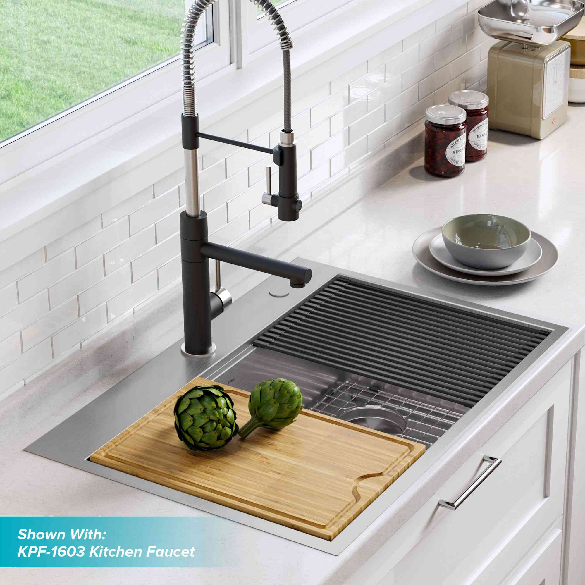 The 8 Best Kitchen Sinks Of 2021