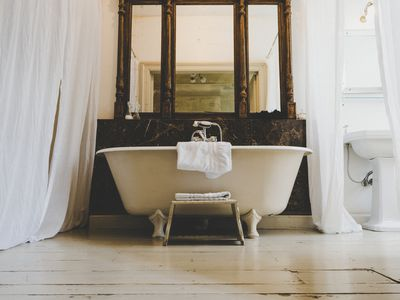 4 Inexpensive Ways To Refresh Bathroom Floors Ideas